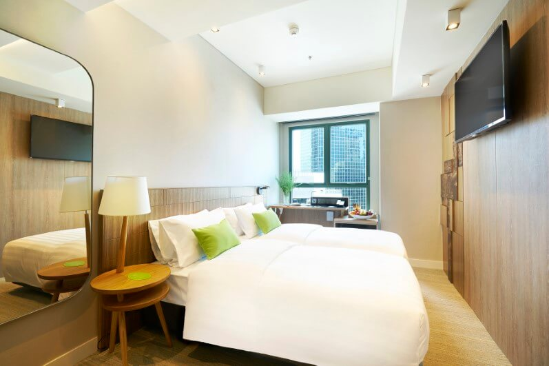 Grand Ease Room (Twin/Double)