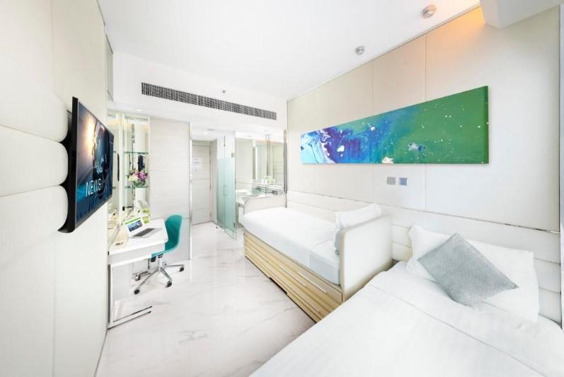 卓薈雙床房