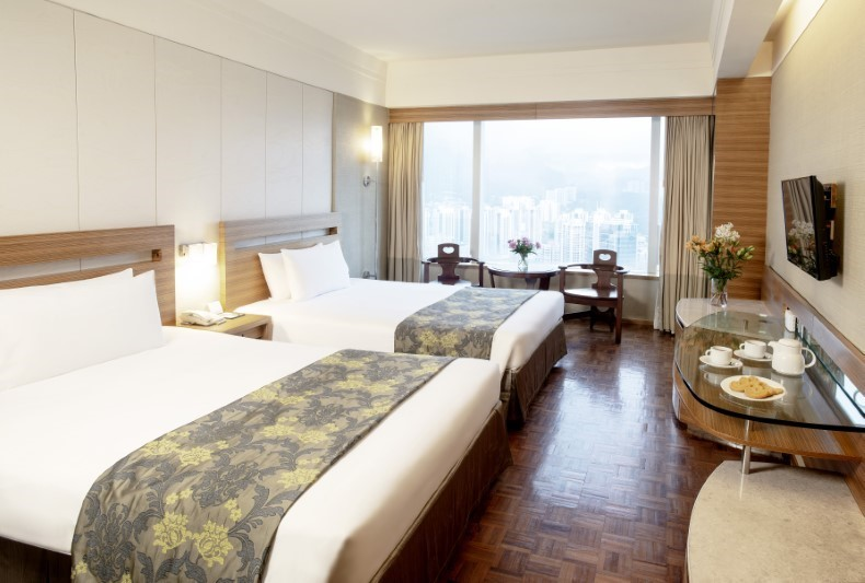 Standard Room – Tower 1 (Twin bed)