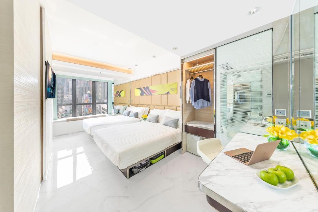 卓薈 Premier 客房