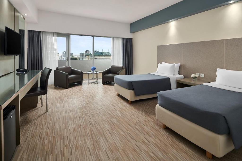 Superior Room (Twin/ Double) + Free Parking