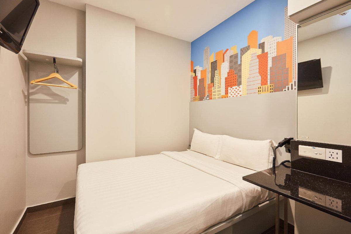標準房(双人床/两床)