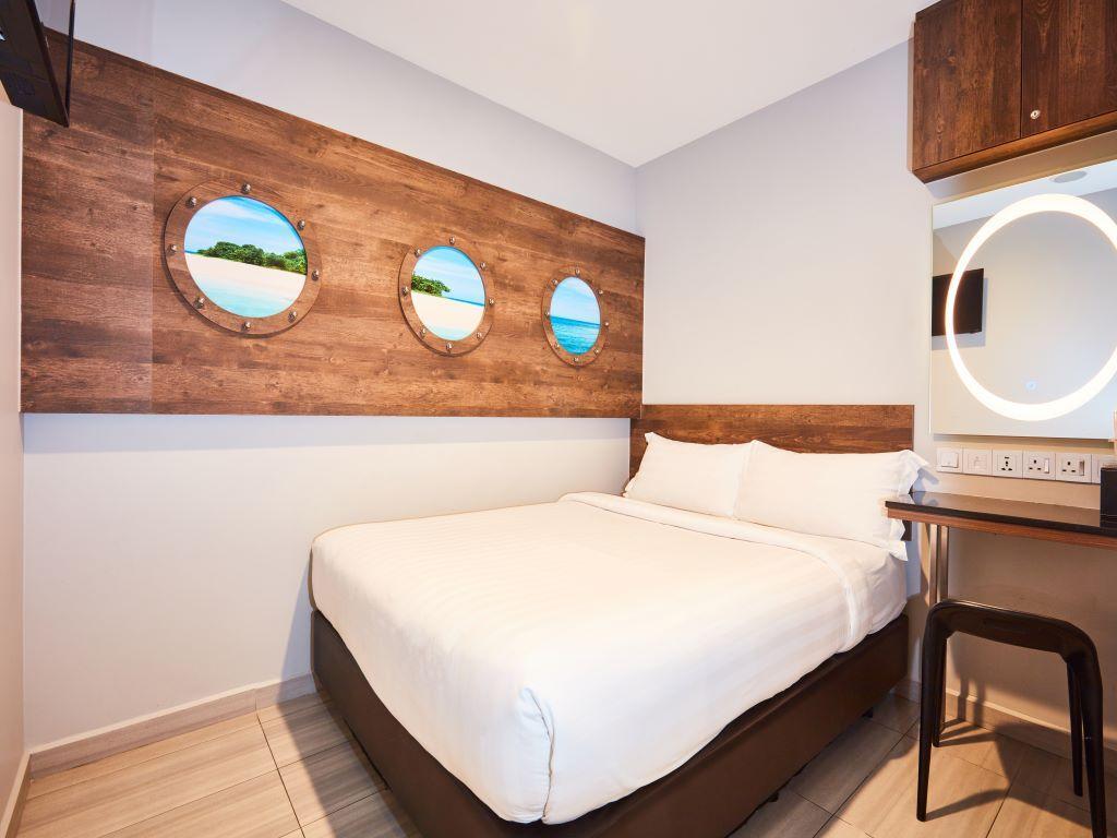 標準房(雙人床/兩床)