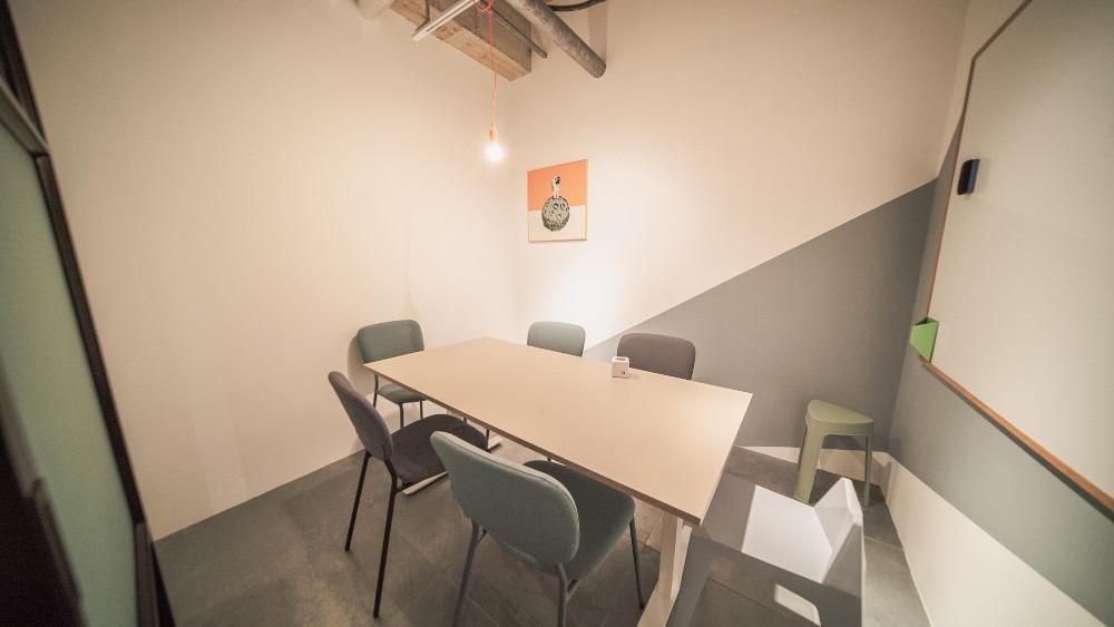 會議室 – Mercury